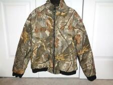 REMINGTON Camo Realtree Hardwood Med. 100% Nylon Fleece LIning Men's Jacket Vest