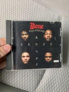 BONE THUGS-N-HARMONY - CROSSROADS Rare CD Single 4 Mixes Ruthless 1996