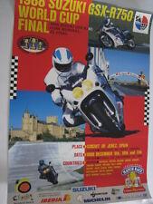 1988 Suzuki GSX-R750 World Cup Final Cicuit of Jerez (ESP) 9-10-11 December 1988
