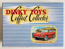 """Dinky Toys 500.60 Coffret """"Les Prototypes De 1960"""" 1:43 Atlas Editions"""