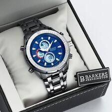 Barkers of Kensington Premier Sport Blue Model #9102 (RRP £455 5 YEARS WARRANTY)