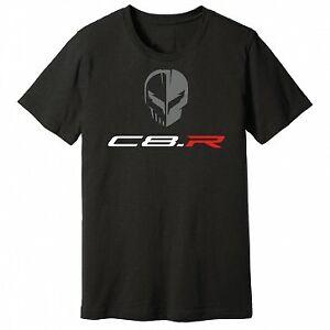 Corvette C8.R Racing Jake T-Shirt Heathered Black