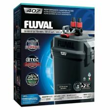 New! Fluval 407 Performance Canister Filter50-100 Gallons
