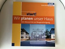 Buch: Wir planen unser Haus ? Callwey ? Planung, Hausbau - TOP