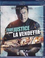 Blu-ray **TRUE JUSTICE ♦ LA VENDETTA** con Steven Seagal nuovo 2010