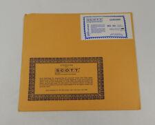 Scott Specialty Supplement Czechoslovakia NO. 26 Stamp Album Pages