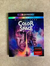 4k Ultra HD Blu-Ray New Sealed MIB H.P. Lovecraft Cthulhu Color Out Of Space