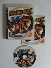 FACEBREAKER - PLAYSTATION 3 - JEU PS3 COMPLET