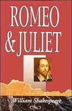 The Shakespeare Plays: Romeo & Juliet-ExLibrary
