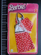 ♥ Barbie Dress Vintage DREAM Flower FOREIGN OUTFIT ♥ Mattel 4761