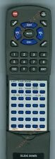 Replacement Remote for SONY SA40SE1, RMANU102, SA46SE1, 148941711