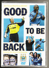 MANCHESTER CITY - OFFICIAL SEASON REVIEW 2002 - 2003 - NEW & SEALED R2 DVD