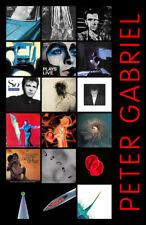 "PETER GABRIEL album discography magnet (4.5"" x 3.5"") Phil Collins Genesis"