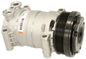 New Compressor And Clutch  ACDelco Professional  15-22124A