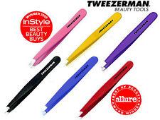 Tweezerman Professional Slant Tweezer for Eyebrow 1230