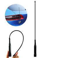 Dual Band VHF/UHF Mobile Ham Radio Antenna NLR2+ Magnetic Mount 5M Cable US