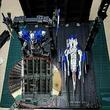 Mechanical Chain Action Base Machine Nest for MG 1/100 Gundam Model W/Decals Kit