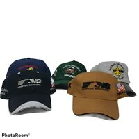 Lot of 5 Norfolk Southern Locomotive Harriman Award Winner Cap / Hats