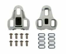 ROTO LOOK KEO COMPATIBLE ROAD BIKE PEDAL CLEATS (Grey)