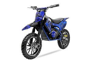 NITRO 500W Serval Eco 10/10 500W 36V Elektro Dirtbike E-Cross