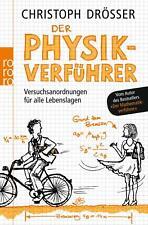 Der Physikverführer von Christoph Drösser (2010, Taschenbuch)