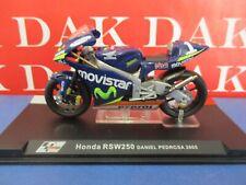 Die cast 1/24 Modellino Moto GP Honda RSW250 Dani Pedrosa 2005