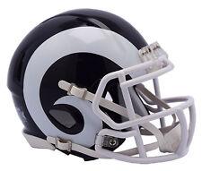 LOS ANGELES RAMS NFL Riddell Speed Mini Football Helmet