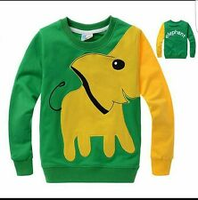 Little Hands Kids Elephant Sweater Age 4 - 5years