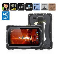 "7.0"" HUGEROCK T70 4G LTE Rugged Smartphone Tablet PC Computer NFC Waterproof"