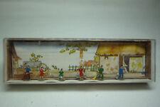 Vintage Mahale Figurines Box - N Gauge - Agricultural Workers - 896 (1.fig-44)