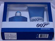James Bond 007 Ocean Royale Gift Set 50 ml EDT Perfume   150 ml Shower Gel NEW