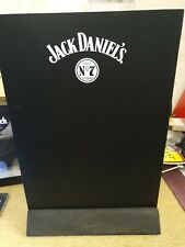 Jack Daniels & JD Honey Mini Blackboard - Used