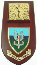 264 SAS SPECIAL AIR SERVICE CLASSIC HAND MADE TO ORDER WALL CLOCK