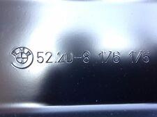 BMW  E39 5er Limousine Kopfstütze hinten mitte Leder Grau