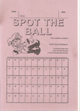 Quick - 25 Tickets - Spot the Ball - Fundraising - 50 Spaces