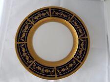"Rosenthal Selb Bavaria Bone China w/Gold trimming  Dinner Plate 10 1/4"""