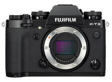 Fujifilm X-T3 26.1MP Digital Camera - Black (Body Only)
