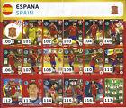Panini Adrenalyn XL Euro 2016 Nr 100-117 Spanien Spain Espana zum aussuchen