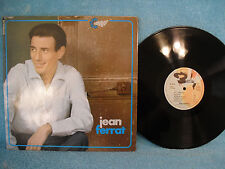 Jean Ferrat, Barclay Records 80337, France, Gatefold, Alain Goraguer, Chanson