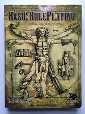 Basic Roleplaying: The Chaosium Roleplaying System - 2020