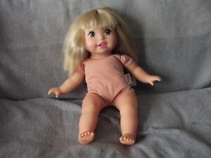 "14"" Mattel/Fisher Price Little Mommy Doll 2012"