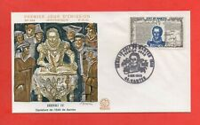 FDC 1969 - Henri IV - Signature Of L'Edit Of Nantes (1316)
