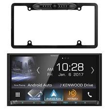 Kenwood HD AM/FM DVD Radio, License Plate Frame Backup Waterproof Camera