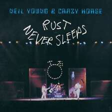 Rust Never Sleeps by Crazy Horse/Neil Young (Vinyl, Aug-2017, Reprise)