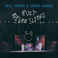 Neil Young & Crazy Horse - Rust Never Sleeps NUEVO LP