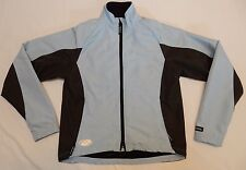 SportHill Epic Womens Ladies Reflective Breathable Blue Running Jacket Small EUC
