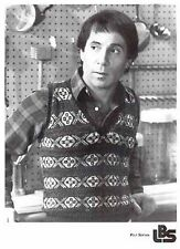 Paul Simon ca 1970s Lbs Music 8X10 Black & White Studio Promo Photo