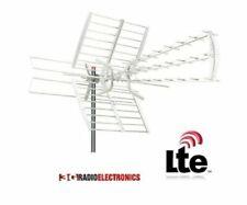 Antenne VHF per decoder, satellitari e DTT