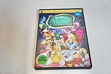Alice In Wonderland Disney Dvd