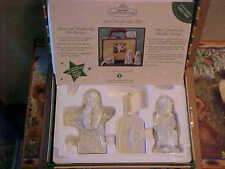 Dept 56 Snowbabies Ready To See The World 2001 Membership Kit in Suitcase New